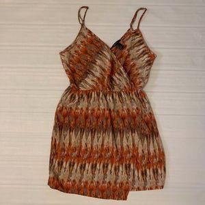 Forever 21 Summer Mini Wrap Dress